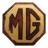 [MG-Roadster - The german MG-link-base.]